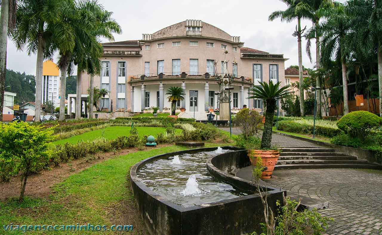 Teatro Carlos Gomes - Blumenau