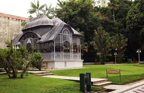 Parque da Residência - Belém