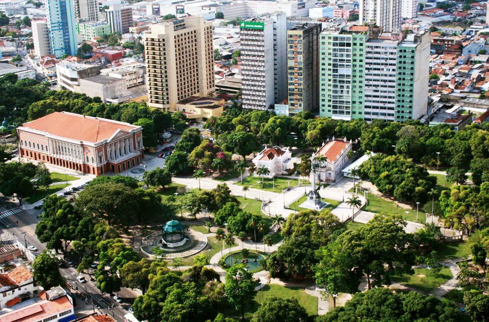 Praça da República - Centro de Belém