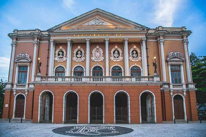 Teatro da Paz - Belém