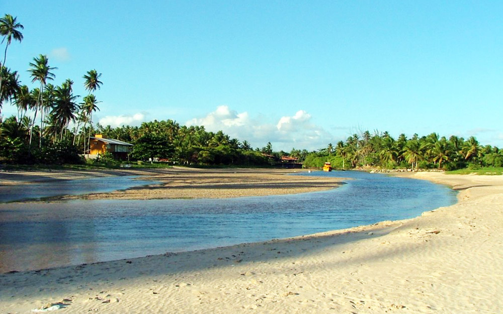 Praia Camacho - Maragogi