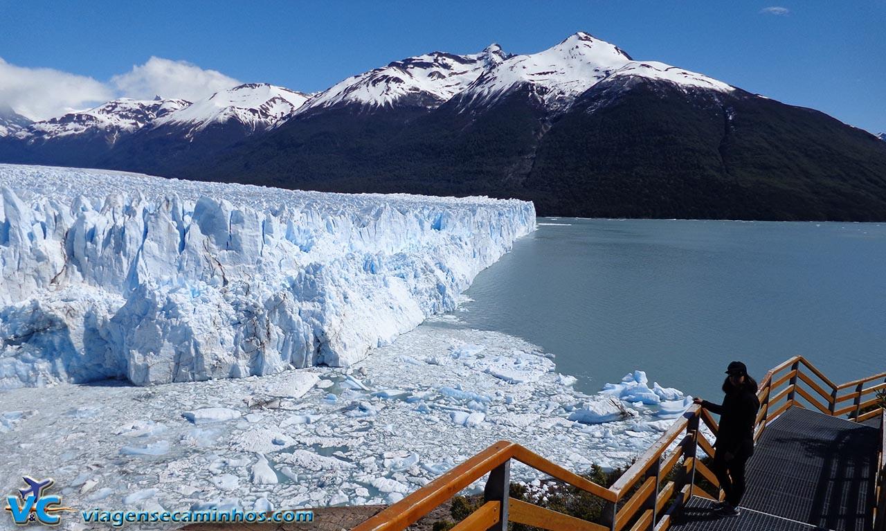 Glaciar Perito Moreno - E Calafate