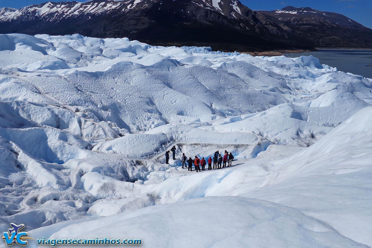 Minitrekking Glaciar Perito Moreno - Patagônia Argentina