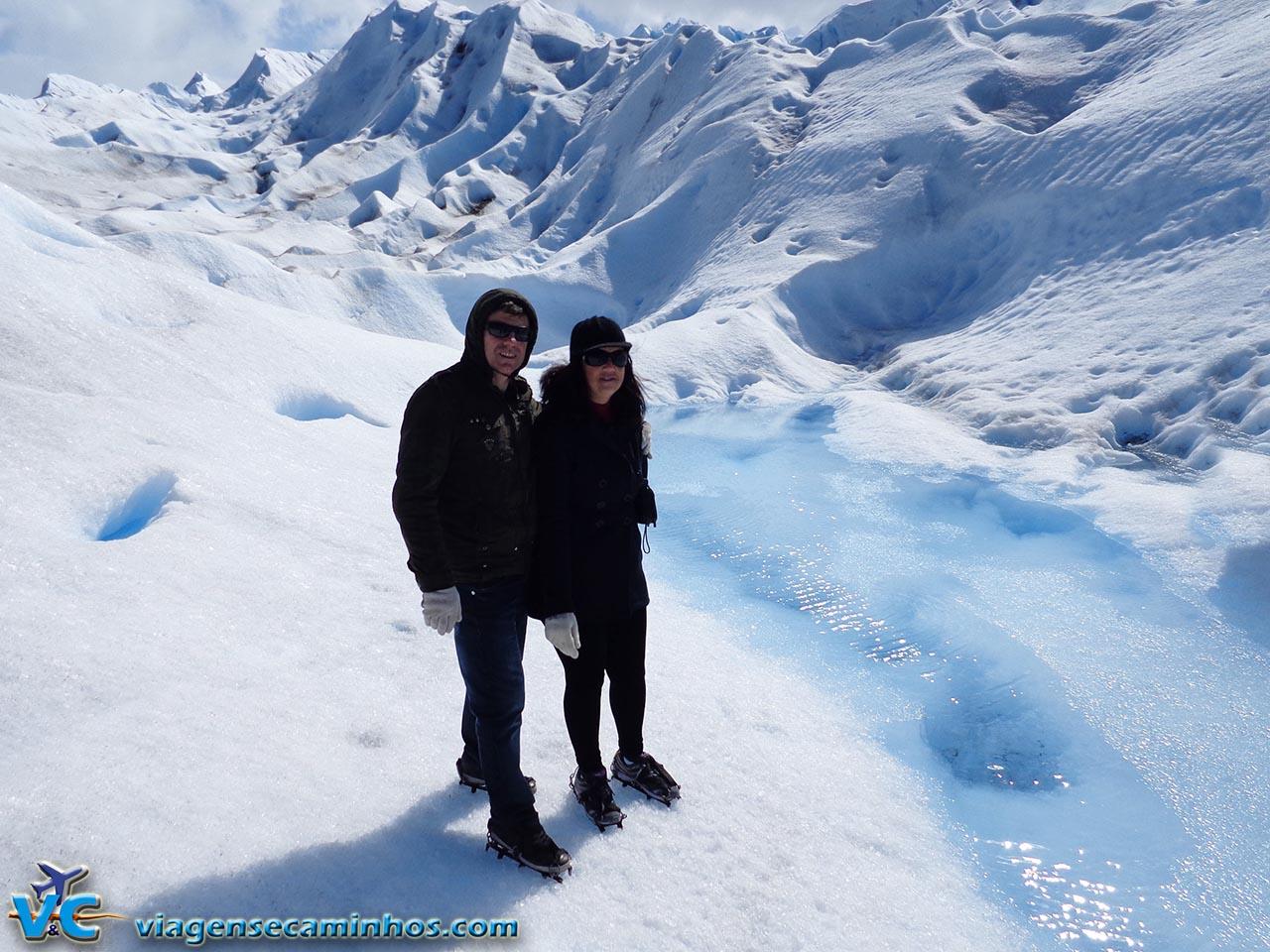 Minitrekking no Glaciar Perito Moreno
