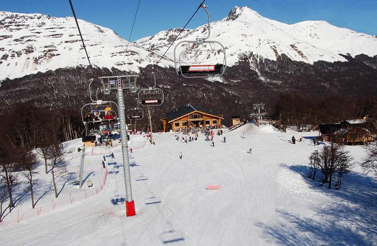 Cerro Castor - estação de esqui em Ushuaia