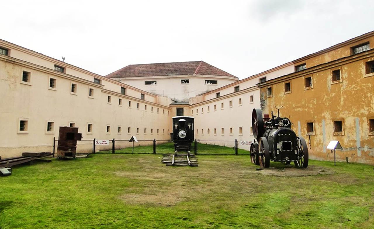 Museu Marítimo e Presídio de Ushuaia