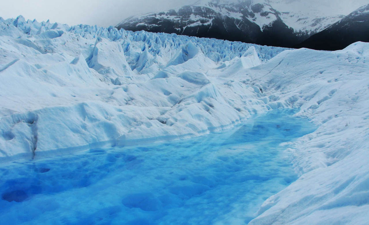 Big Ice - Glaciar Perito Moreno