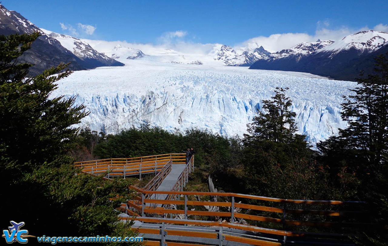 Passarelas do Glaciar Perito Moreno