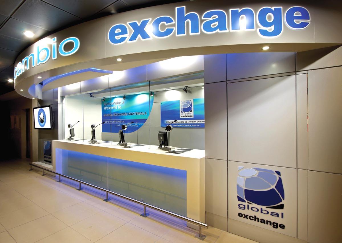 Global Exchange câmbio de moedas