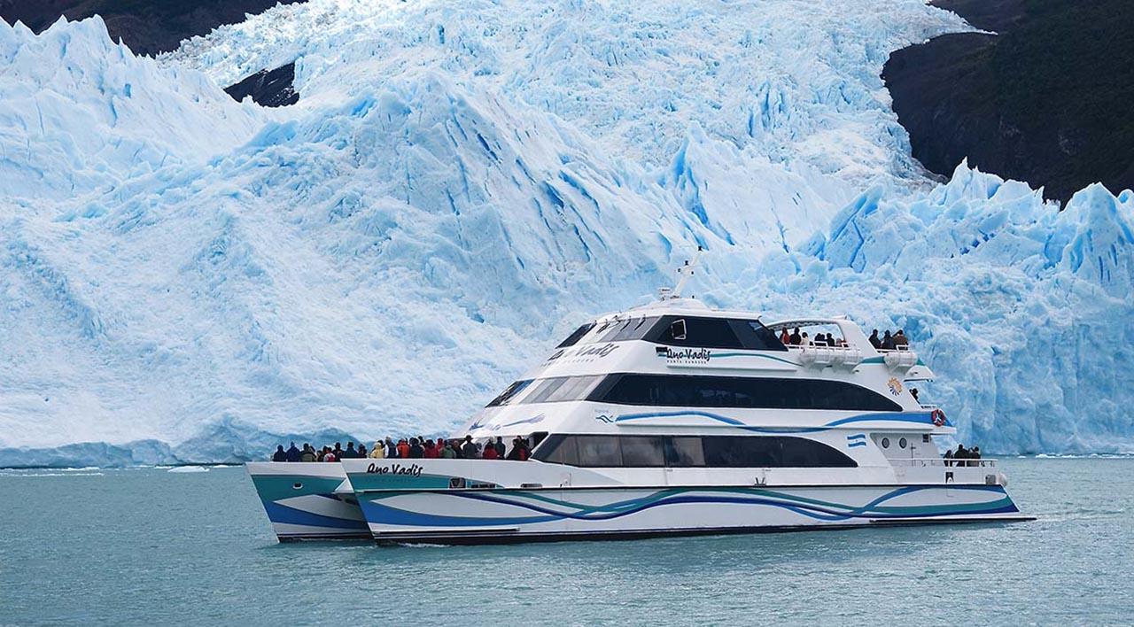Excursão Todos os Glaciares - El Calafate