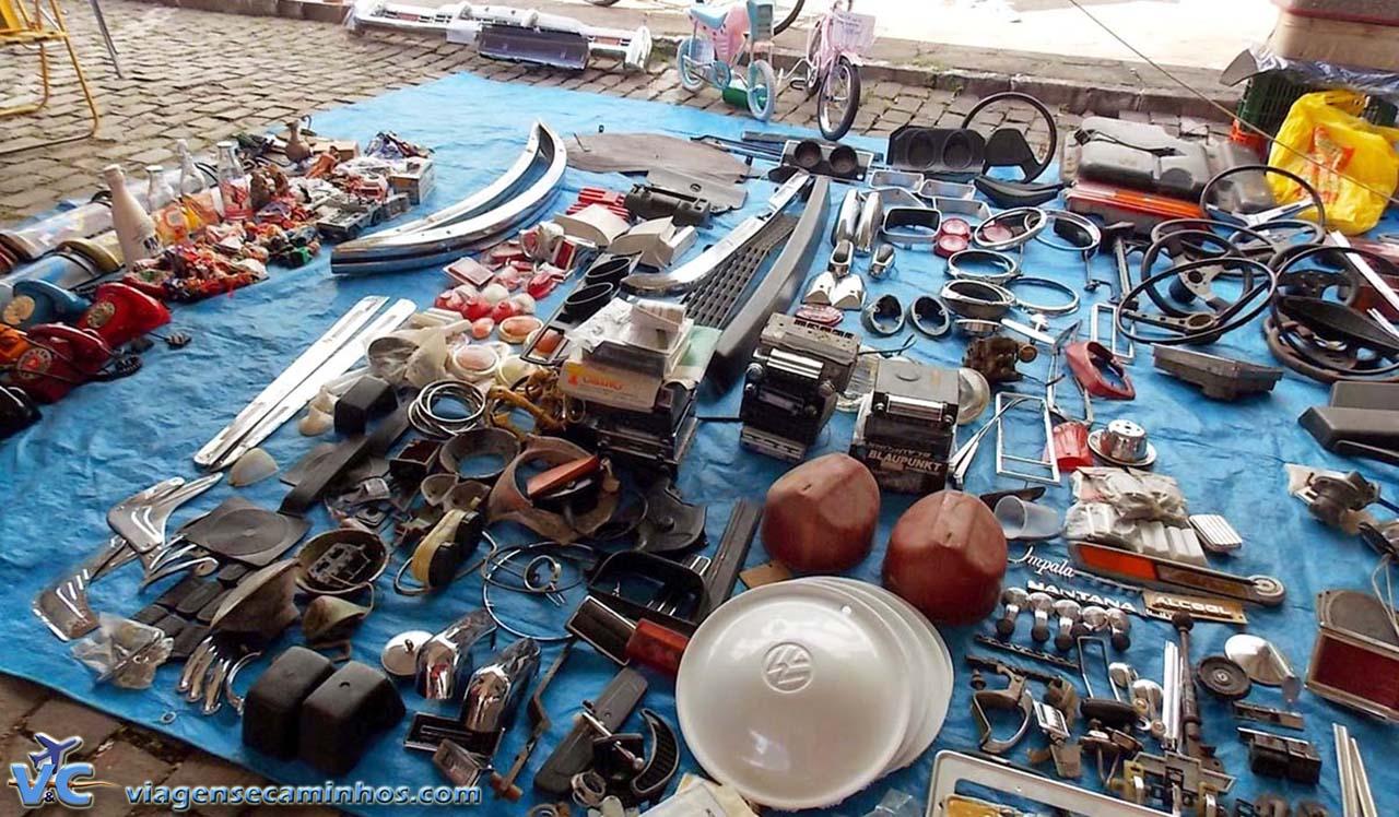 Peças de carros antigos em São Marcos