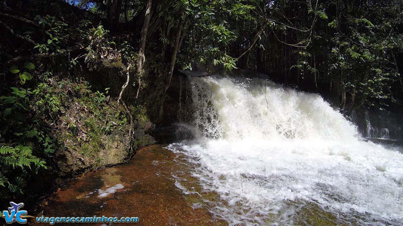 Cachoeira Asframa - Presidente Figueiredo