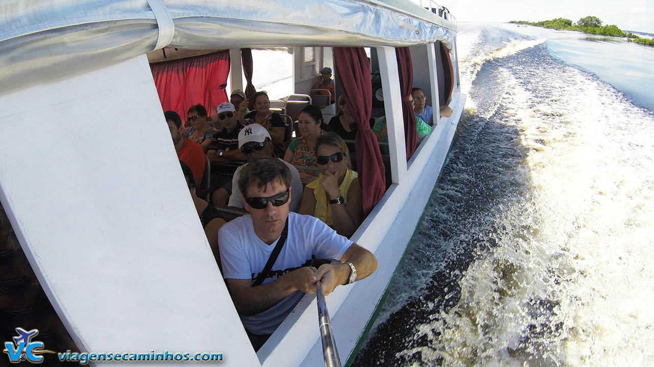 Excursão pelo Ri Negro - Manaus