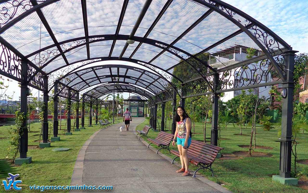 Parque Gefferson Peres - Manaus