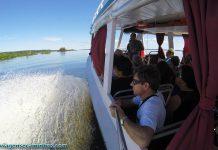 Excursão de barco pelo Rio Negro - Manaus