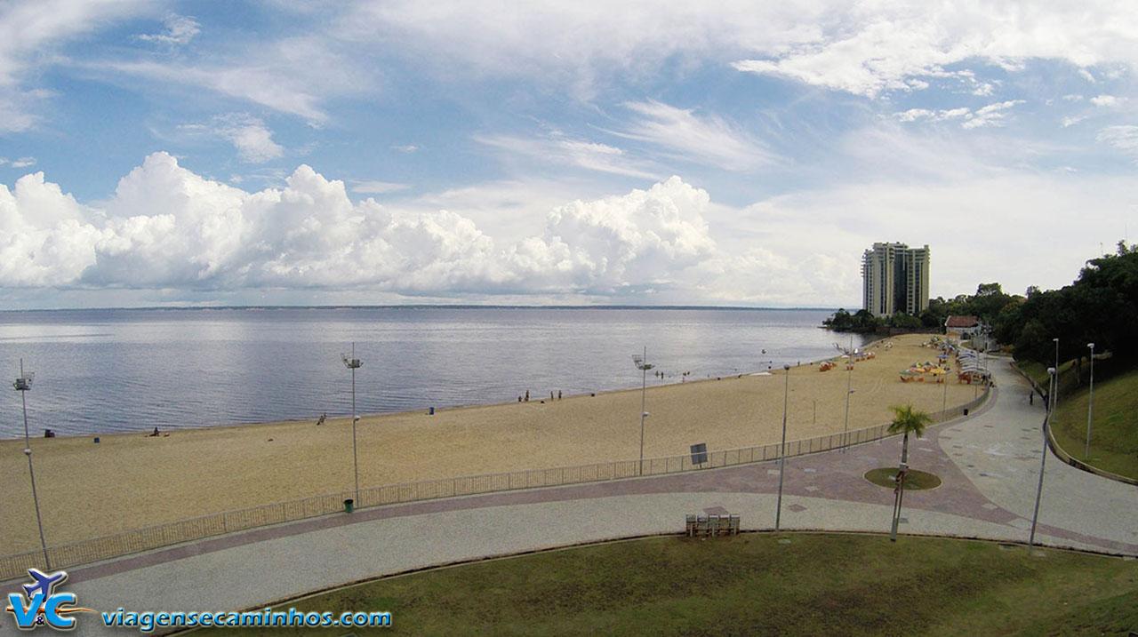 Ponta Negra - Rio Negro - Manaus