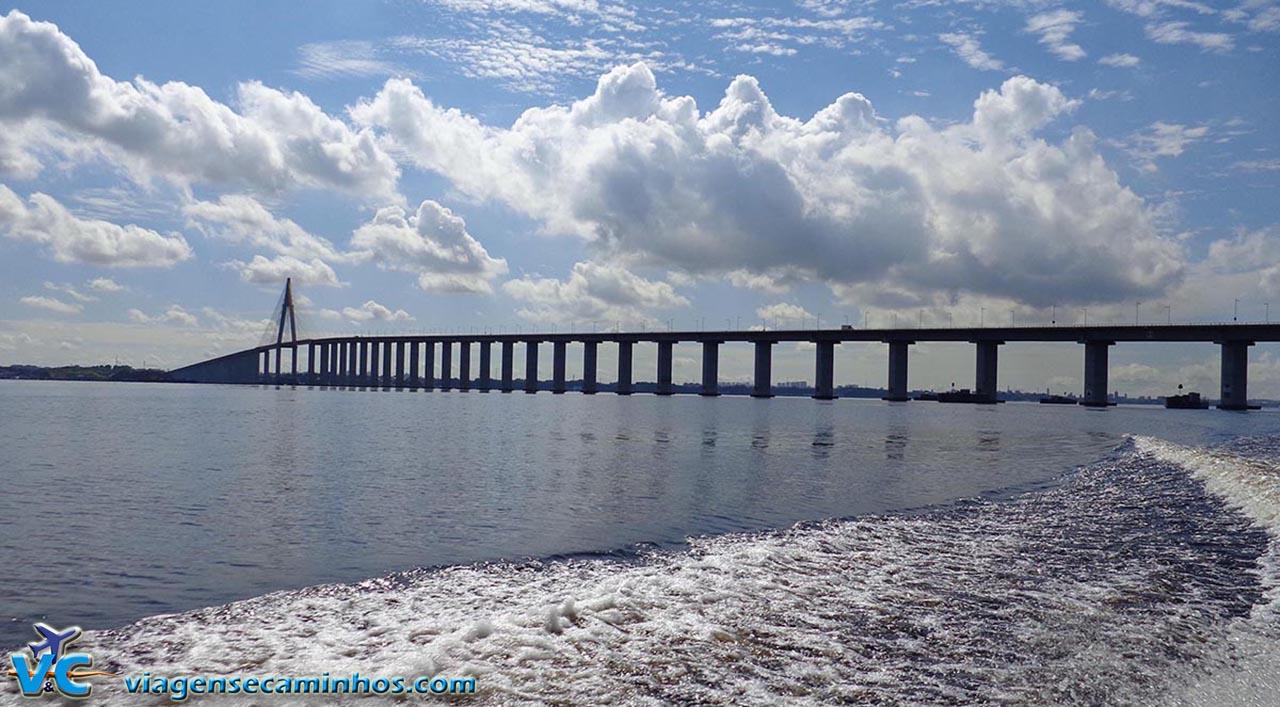 Ponte do Rio Negro - Manaus