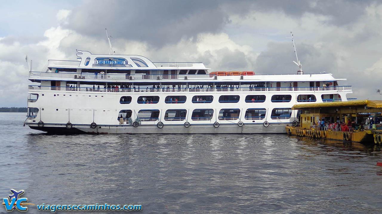 Barco São Bartolomeu - Manaus