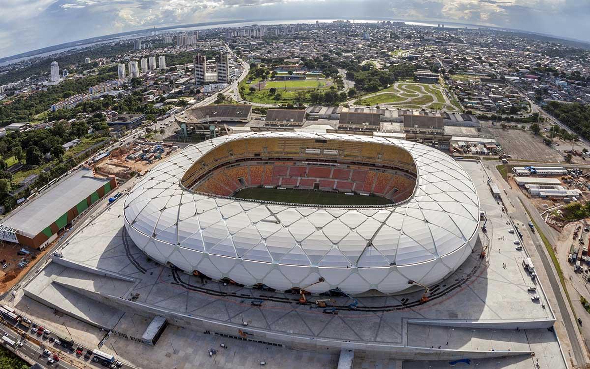 Arena da Amazônia - Manaus