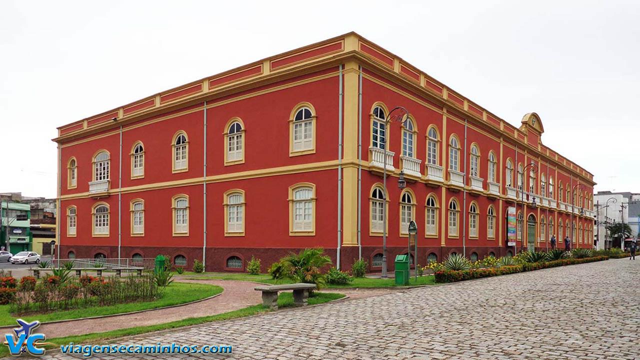 Palacete Provicial - Manaus