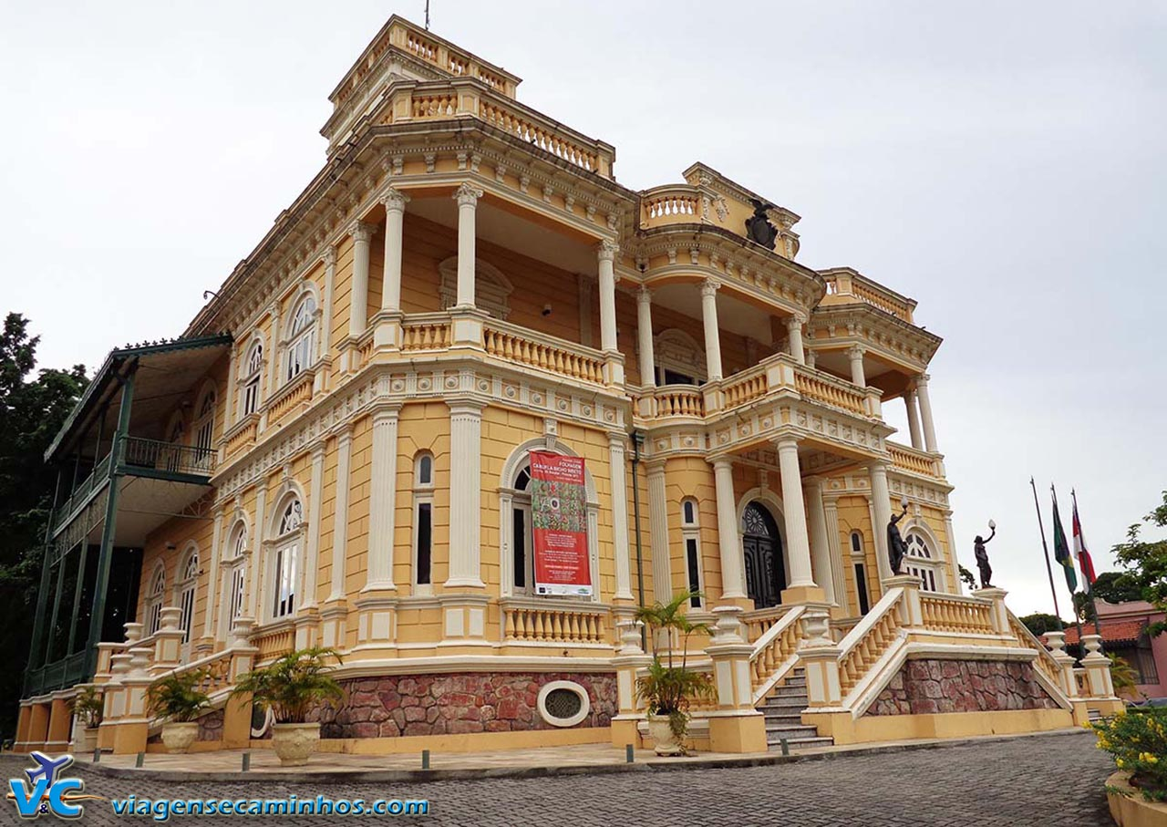 Palácio Rio Negro - Manaus