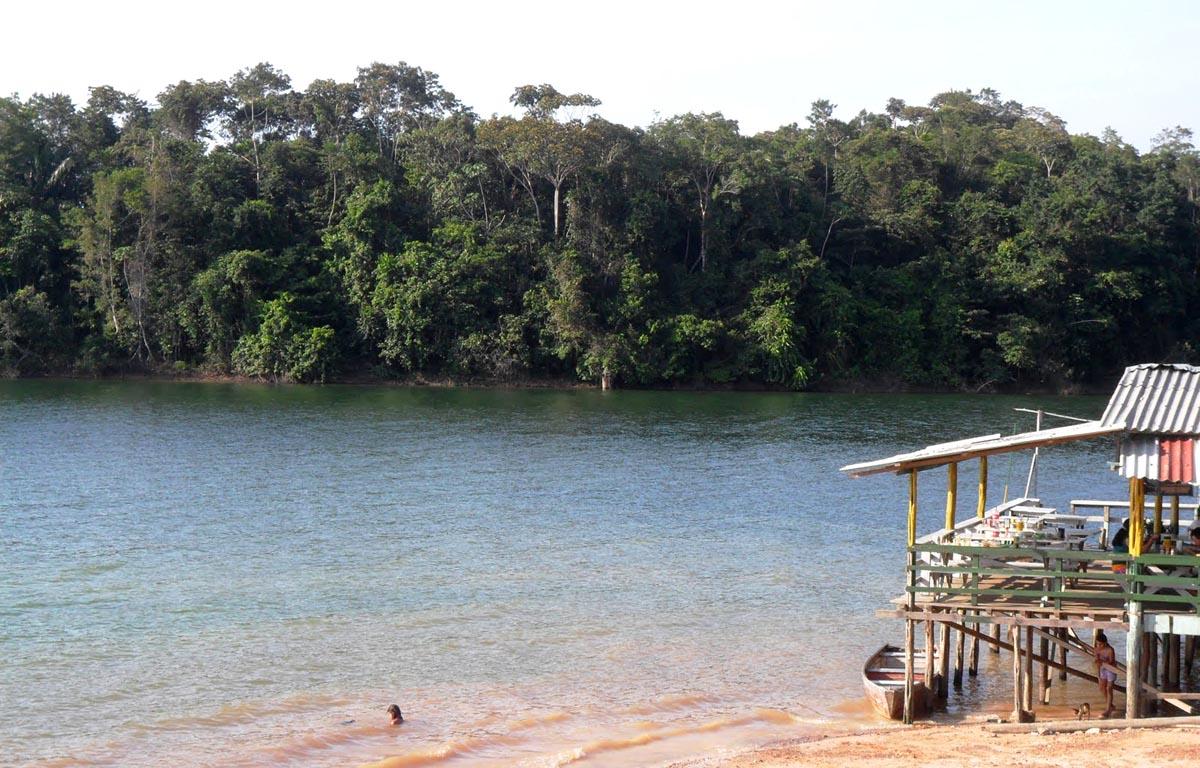 Lago da Balbina - Presidente Figueiredo