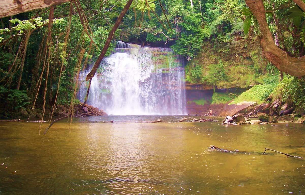 Cachoeira da Neblina - Presidente Figueiredo