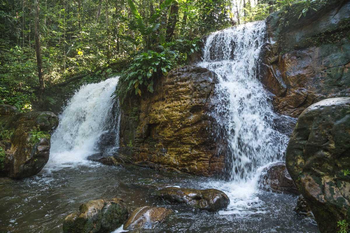 Cachoeira da Onça - Presidente Figueiredo
