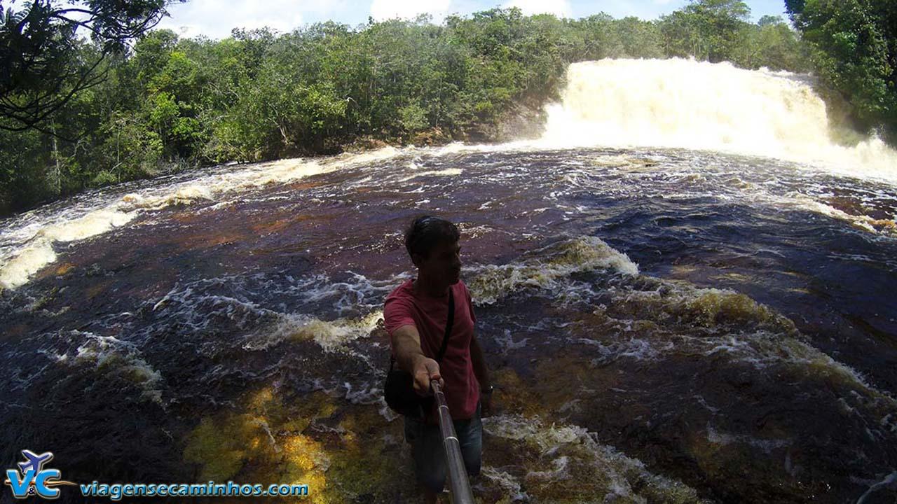 Cachoeira de Iracema - Presidente Figueiredo