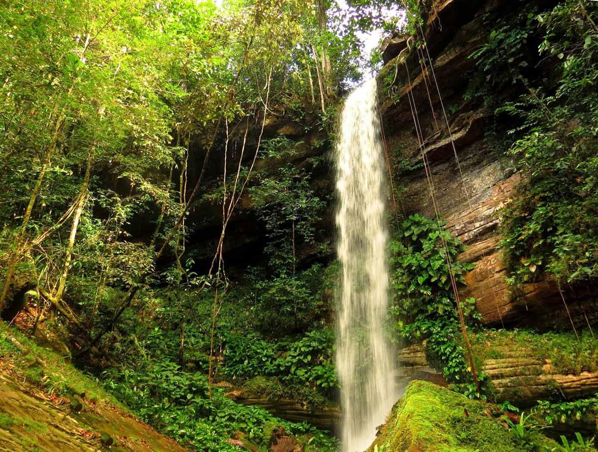 Cachoeira Salto do Ipy - Presidente Figueiredo