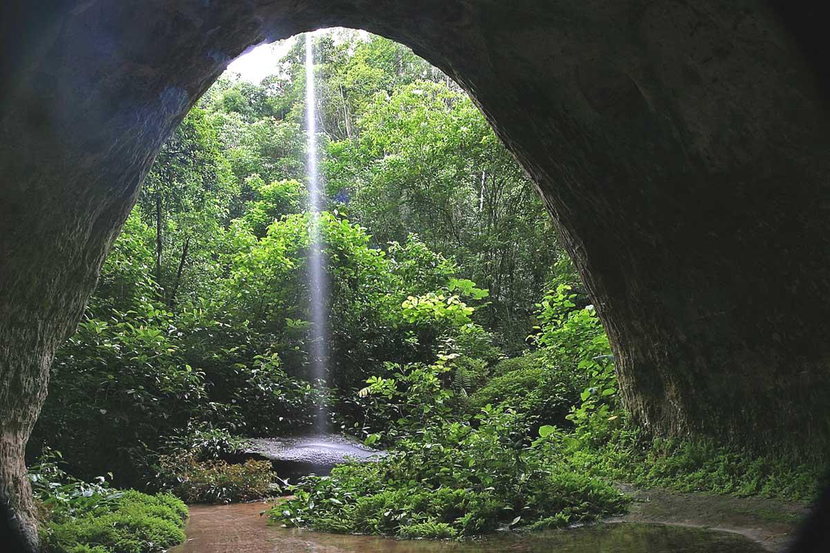 Caverna Refúgio do Maroaga
