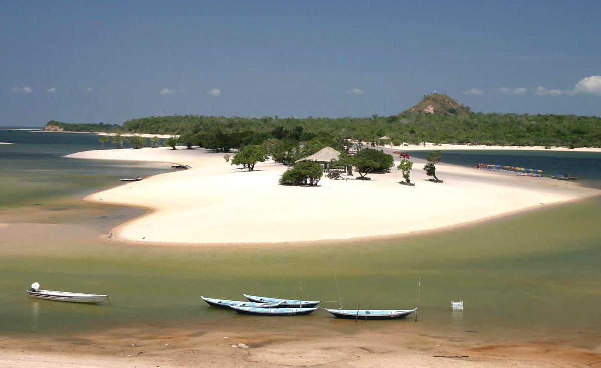 Alter do Chão e a mais bela praia fluvial do mundo