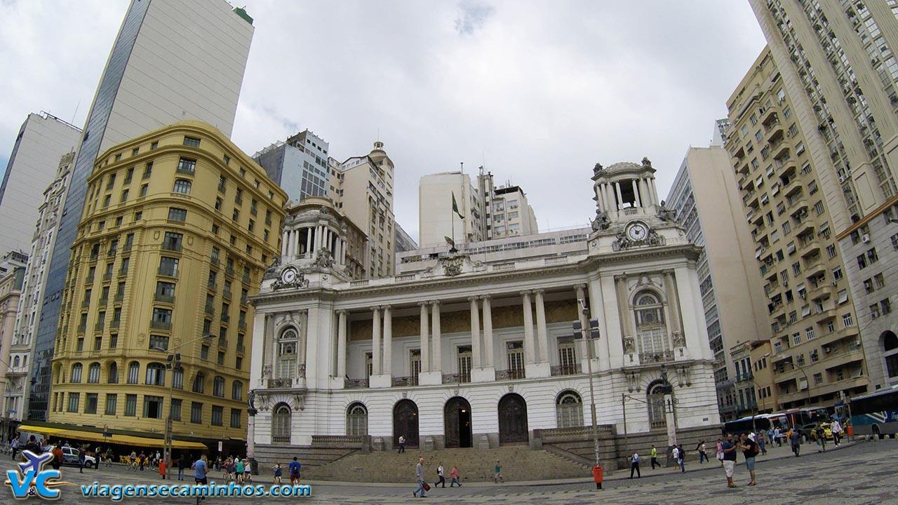Cinelândia - Centro do Rio de Janeiro