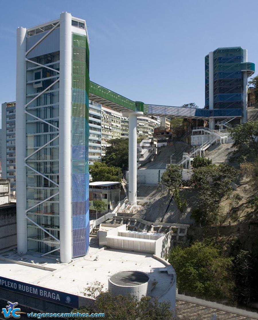 Complexo Ruben Braga - Ipanema - Rio-de-Janeiro