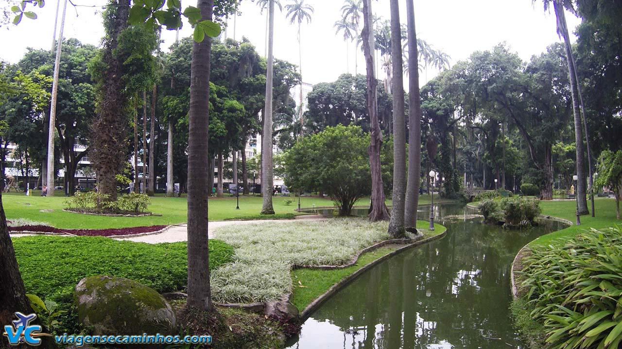 Jardim do Palácio do Catete - Rio de Janeiro