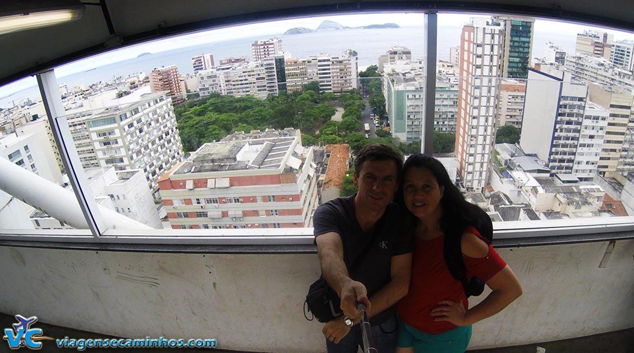 Mirante da Paz - Ipanema - Rio-de-Janeiro