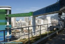 Mirante da Paz - Ipanema - Rio de Janeiro
