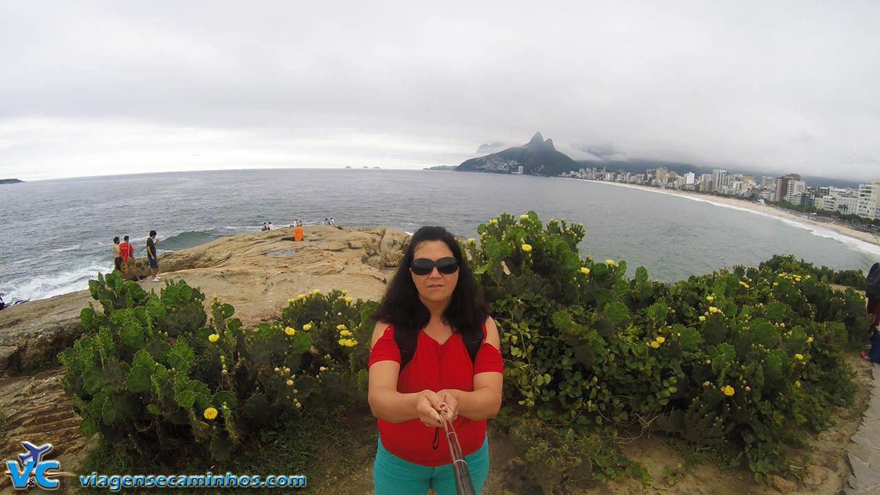 Pedra do Arpoador - Ipanema - Rio de Janeiro