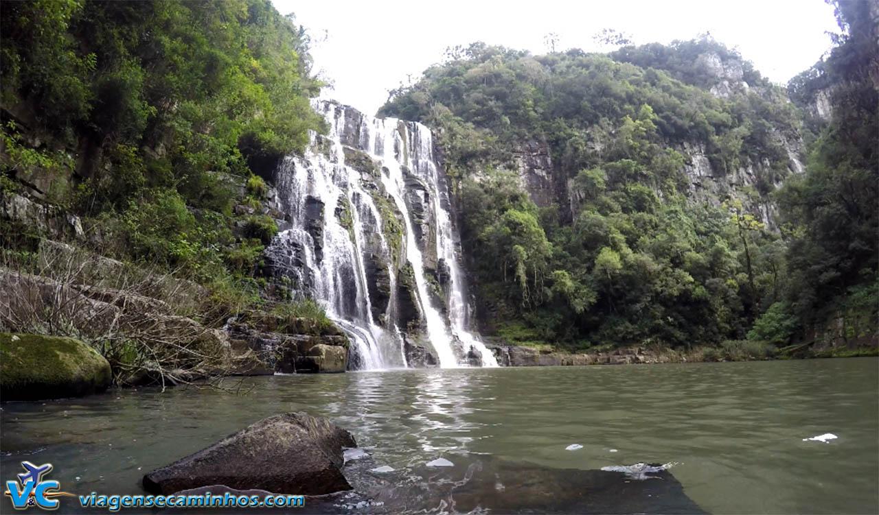 Cachoeira da Usina - Campestre da Serra