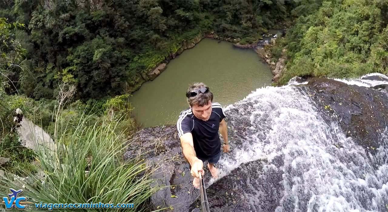 Cachoeirada Usina - Campestre da Serra - RS