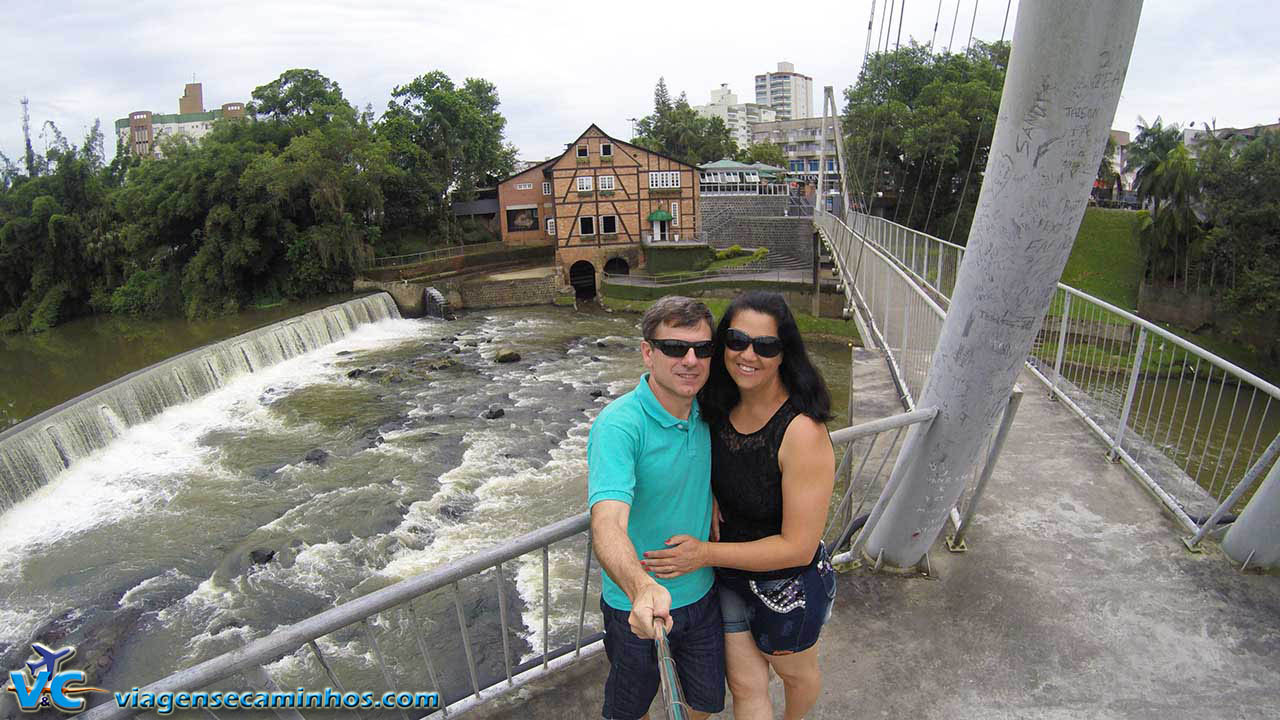 Parque da Represa - Timbó - SC