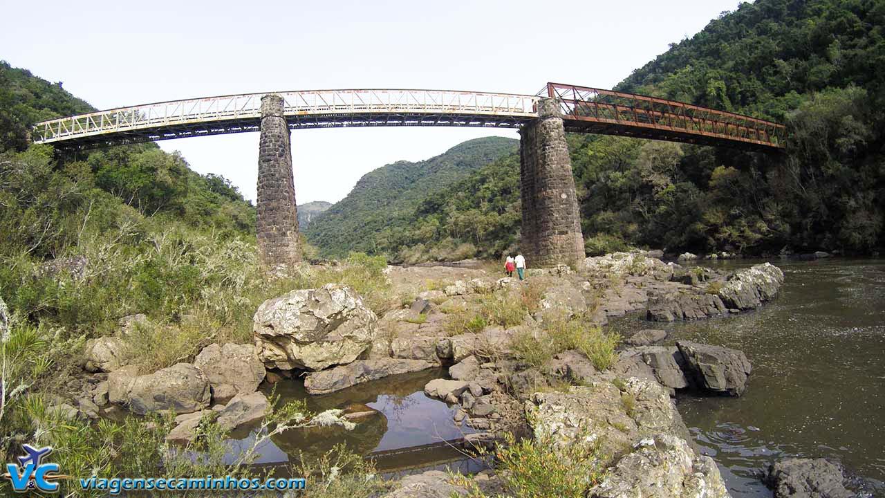 Ponte do Korf - São Manoel - Campestre da Serra