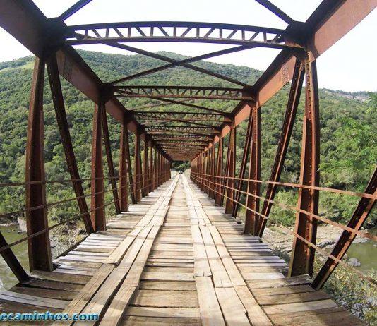 Ponte do Korff - São Manoel - Campestre da Serra