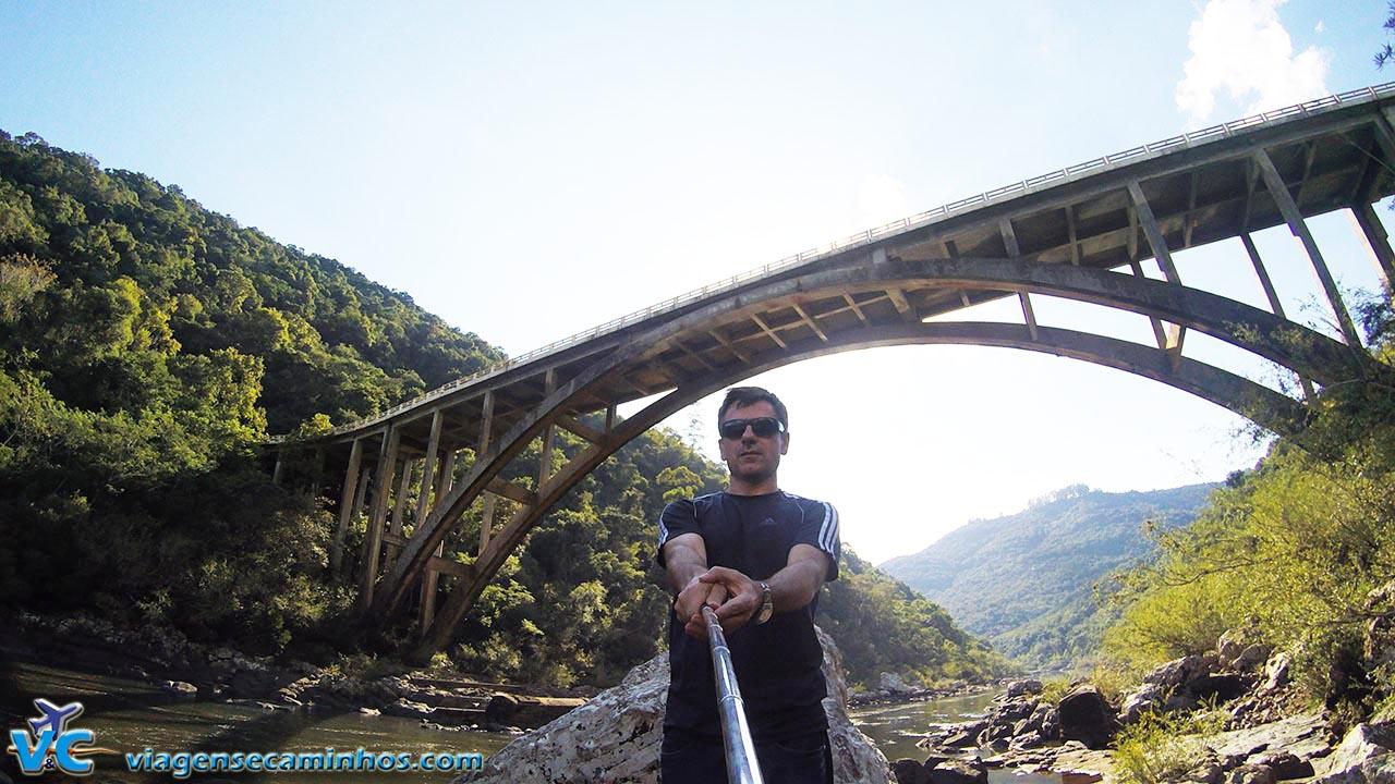 Ponte do Rio das Antas - BR-116
