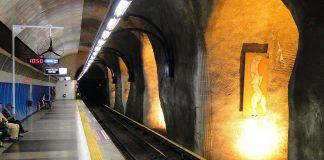 Estação Cardeal Arcoverde - Rio de Janeiro