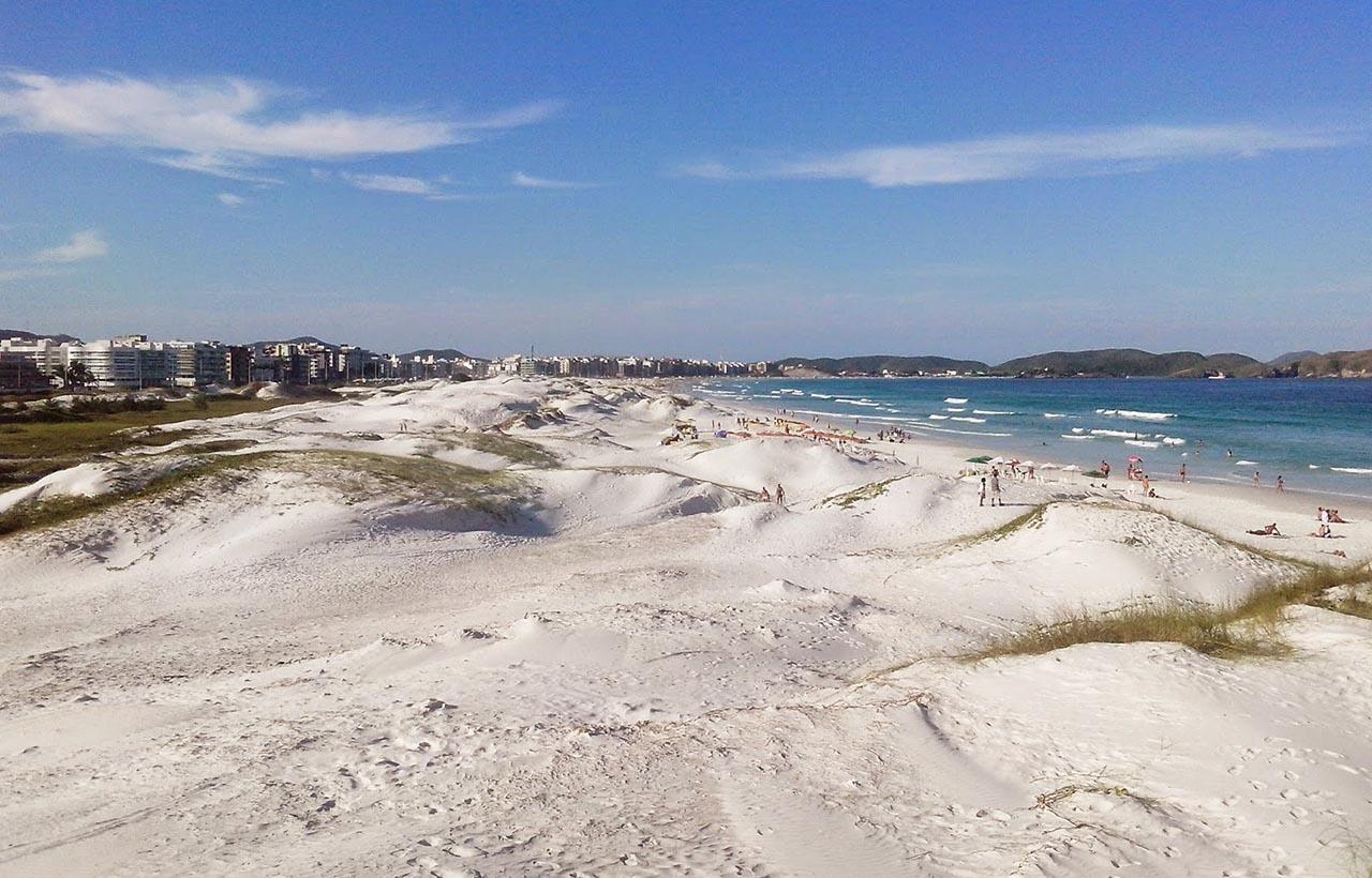Praia das Dunas - Cabo Frio