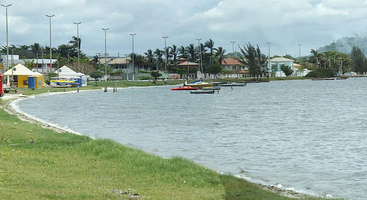 Praia das Palmeiras - Lagoa de Araruama - Cabo Frio