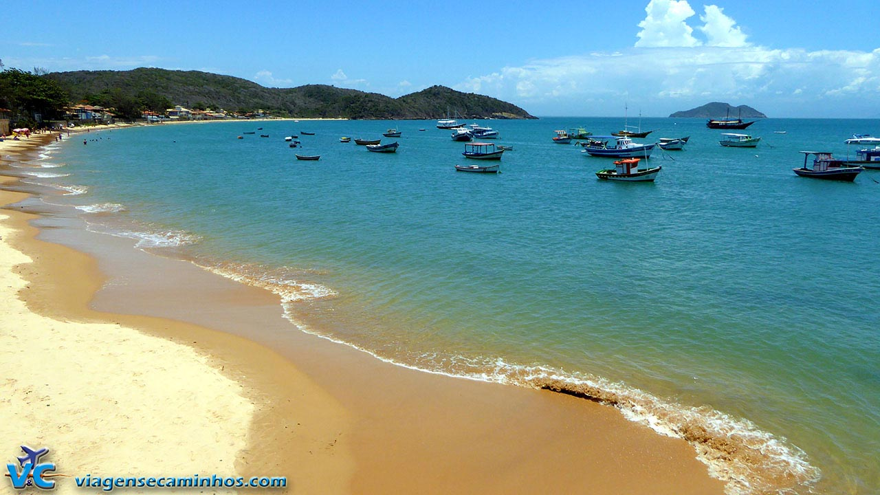 Praia do Canto - Búzios