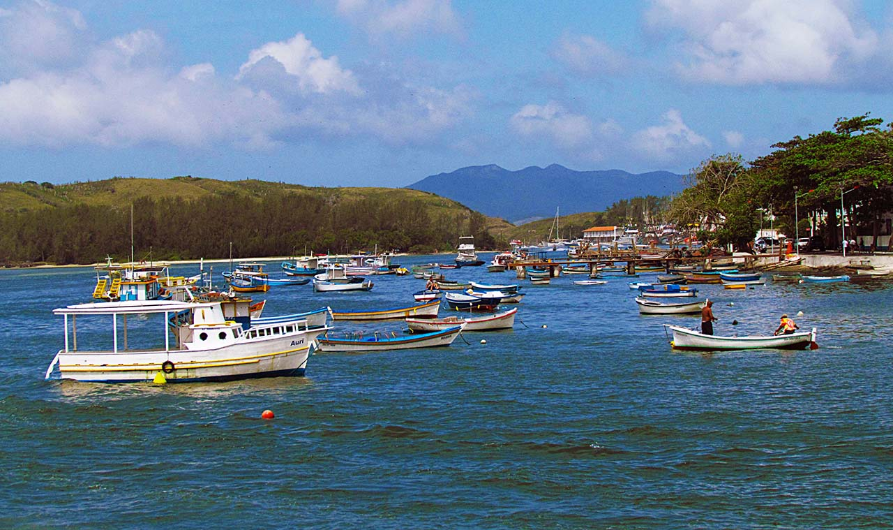 Canal do Itajurú - Cabo Frio