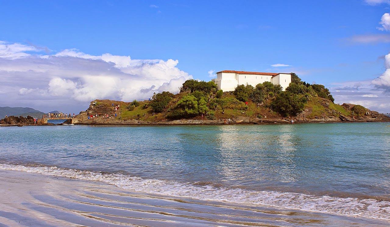 Forte São Matheus - Cabo Frio